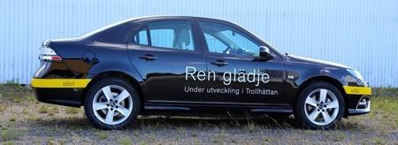Así es el Saab 9-3 EV de NEVS