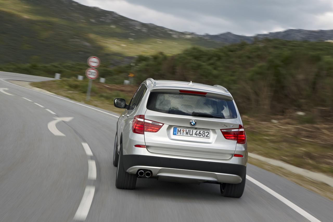 Foto de BMW X3 2011 (42/128)