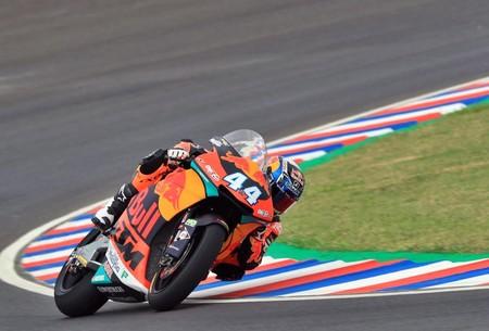 Miguel Oliveira subirá a MotoGP en 2019 formando parte del nuevo KTM Tech3