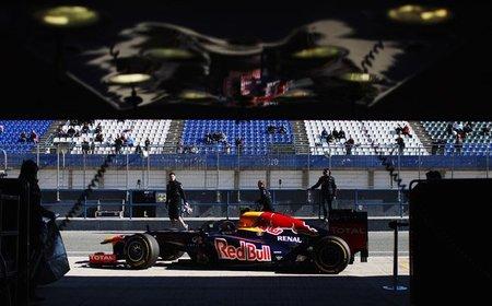Christian Horner admite que el Red Bull RB8 esconde cosas