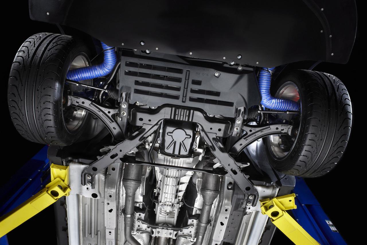 Foto de 2012 Ford Mustang Boss 302 Laguna Seca (37/38)