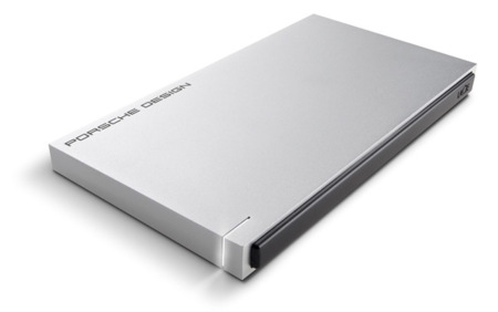 LaCie añade SSD a su disco duro Porsche Design