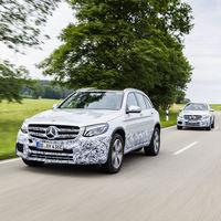El Mercedes GLC F-Cell ultima su desarrollo antes de ser el primer Fuel Cell híbrido y plug-in del mercado
