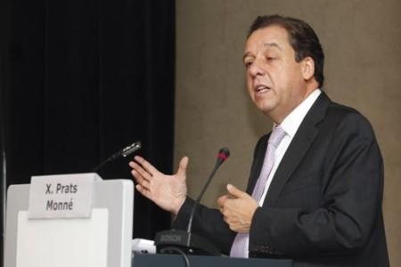 Xavier Prats Comisión Europea