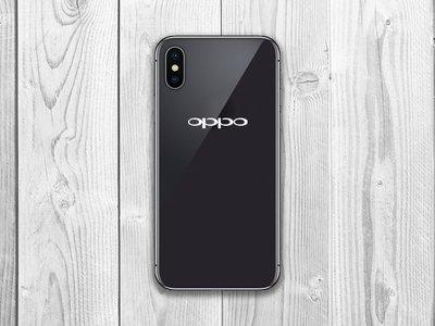 Oppo R13 filtrado: un móvil chino con una clara inspiración en el iPhone X
