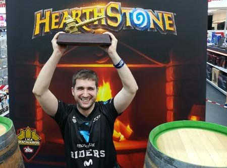 Hearthstone: Feelink se corona campeón de la Liga Ragnaros