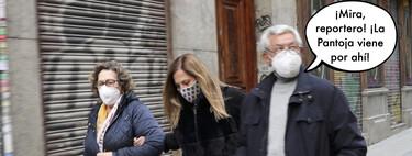 El desagradable y agresivo encontronazo de los padres de Rafael Amargo con los reporteros de 'Sálvame'