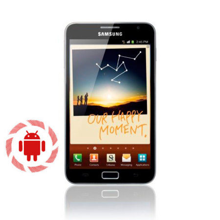 Samsung Galaxy Note CM9