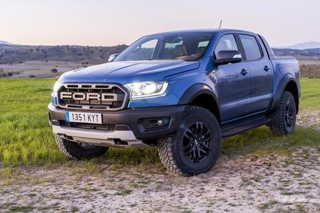 Ford Ranger Raptor 2020 Prueba 008