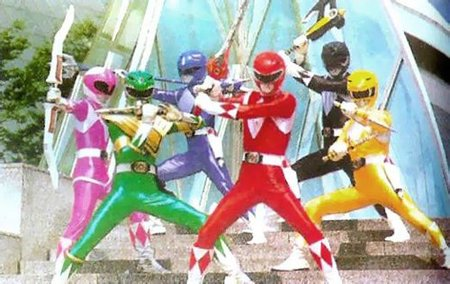 Power Rangers - Nostalgia TV