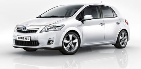 El Toyota Auris HSD no será muy barato