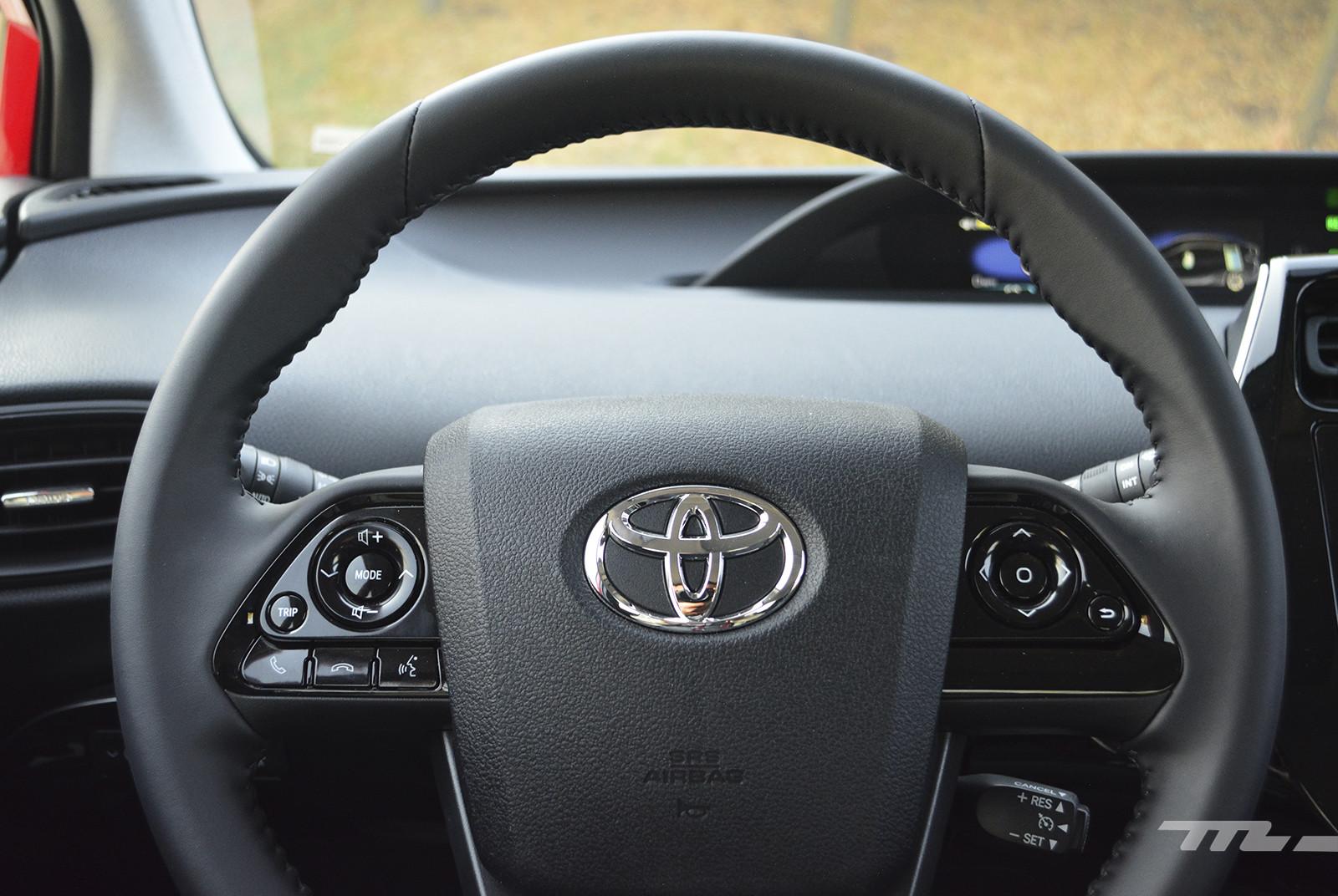 Foto de Toyota Prius 2019 (prueba) (15/17)
