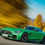 ¡Nuevo récord! El Mercedes Benz AMG GTR es ahora el tracción trasera más rápido de Nurburgring