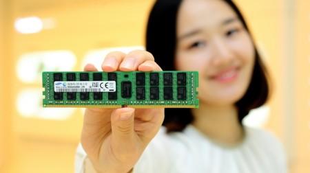 Los primeros módulos DDR4 de 128GB son de Samsung y para servidores