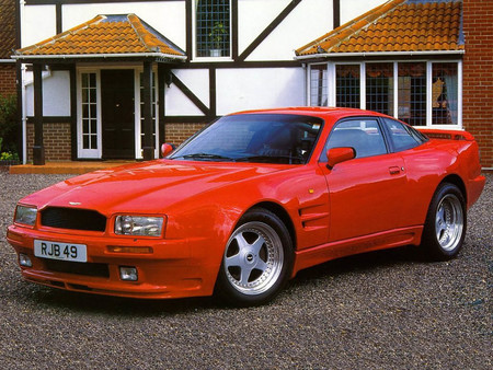 Aston Martin Virage 6.3 Conversion