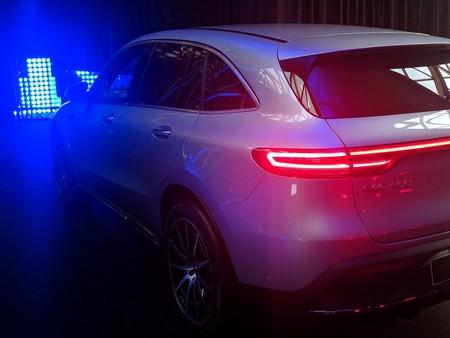 Mercedes Benz Eqc 2
