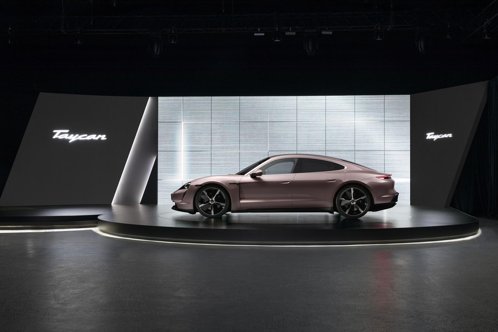 Foto de Porsche Taycan 2021 (8/10)