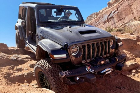 Jeep Wrangler Xtreme Recon Package 2021 3