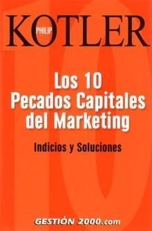 Pecados capitales del marketing (II)