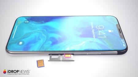 Concepto Iphone Xi Sim
