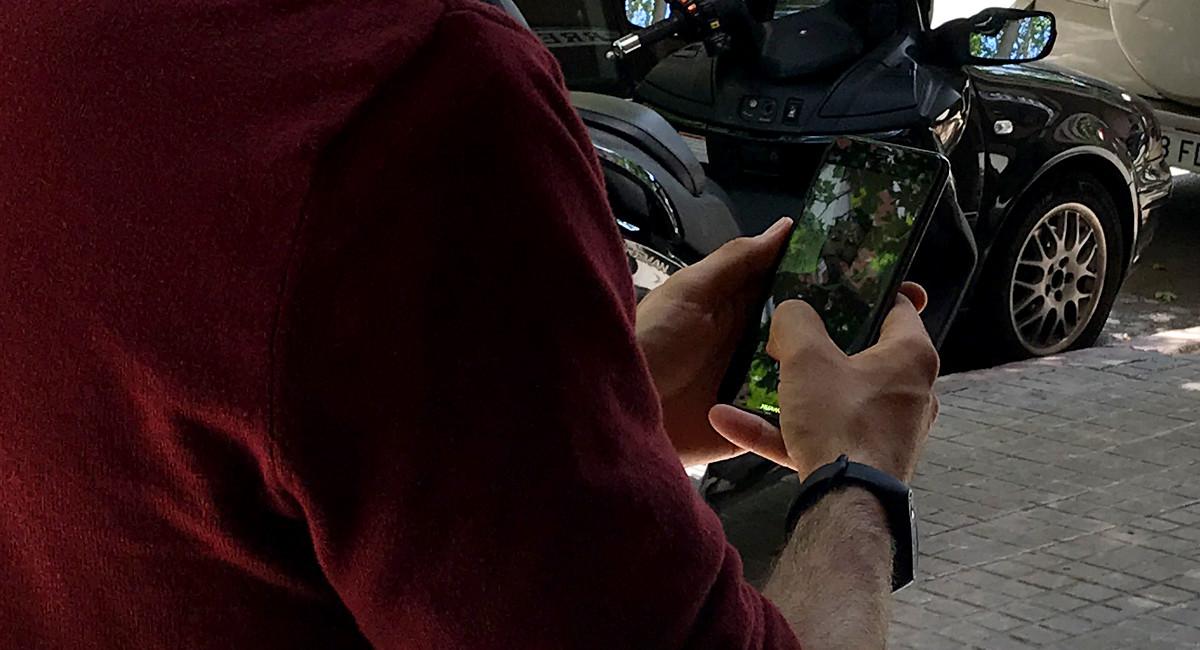 Foto de Huawei Y6 2018 (26/30)