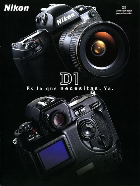 Nikon D1 Folleto