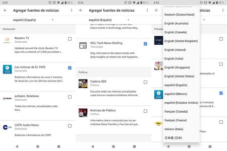 Noticias Google Home Espanol