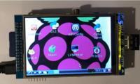 PiScreen te permite acoplar una pantalla TFT de 3,5 pulgadas a tu Raspberry Pi
