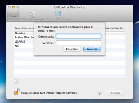 Cómo activar el usuario root en OS X de forma sencilla y sin necesidad de usar el terminal