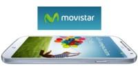 Precios Samsung Galaxy S4 con Movistar