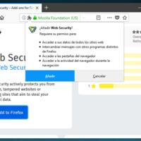 Este add-on de Firefox con 220.000 usuarios ha sido cazado recopilando el historial de navegación de sus usuarios