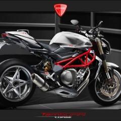 Foto 9 de 14 de la galería tamburini-corse-t1-la-mv-agusta-brutale-carbonizada en Motorpasion Moto