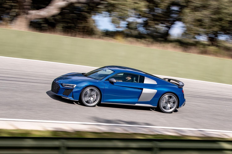 Foto de Audi R8 2019, toma de contacto (68/188)