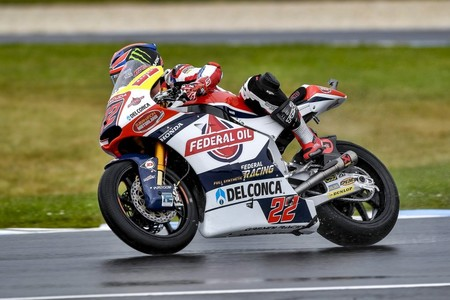 Sam Lowes Moto2 Gp Australia 2016
