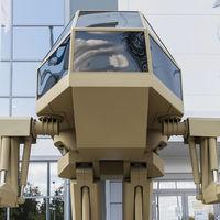El fabricante ruso del AK-47 nos presenta su nueva creación: un robot personal para tareas de combate e ingeniería