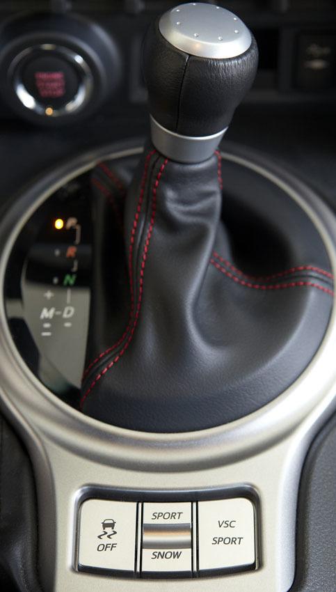Foto de Subaru BRZ (presentacion-galeria oficial) (39/43)