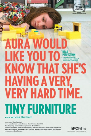 'Tiny Furniture' o Lena Dunham recién licenciada