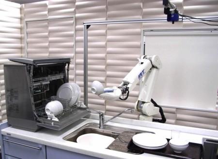 Robot Load Lavavajillas