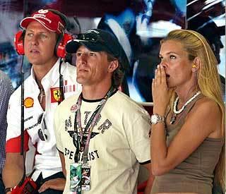 Sete Ficha por Ferrari (inocente)