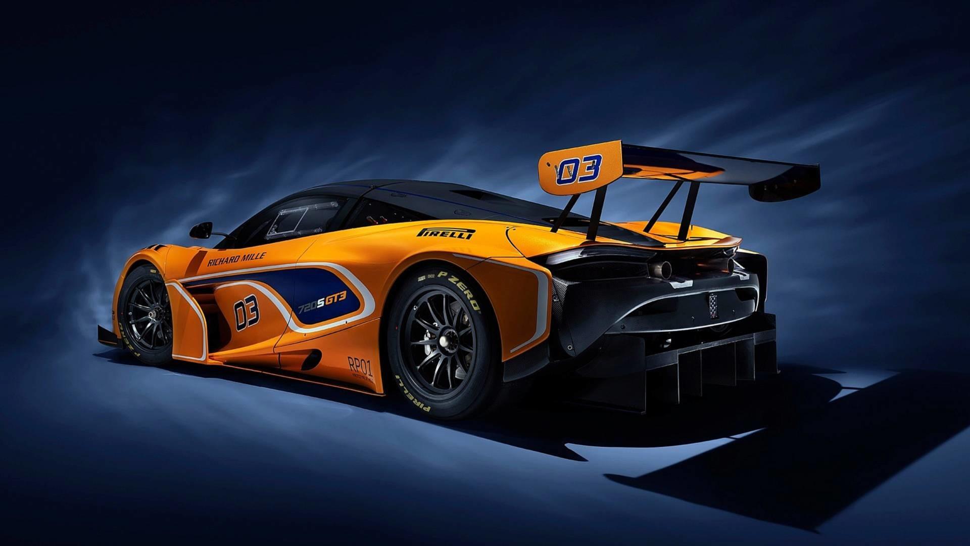Foto de McLaren 720S GT3 (2/6)