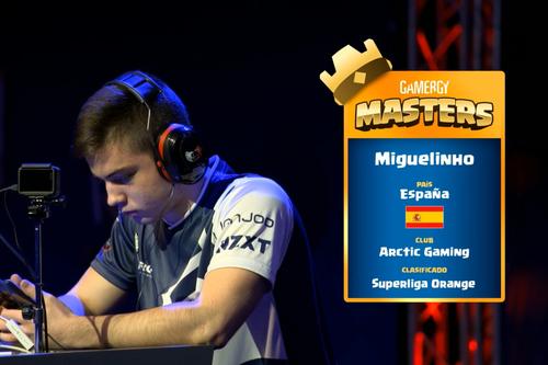 """Miguelinho, jugador de Arctic: """"La actualización de balance de Clash Royale está afectando a los equipos"""""""