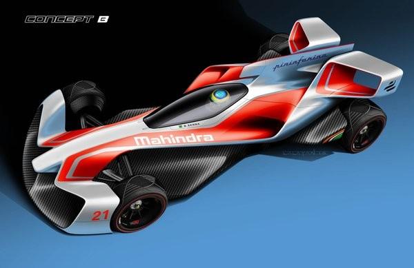 Concept Car Mahindra Pininfarina Concept B