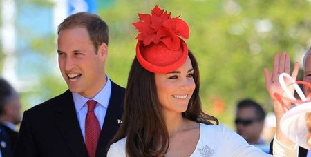 Kate Middleton CanadaDay