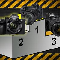 Sony se aúpa a la segunda posición en el ranking mundial de cámaras con ópticas intercambiables desbancando a Nikon