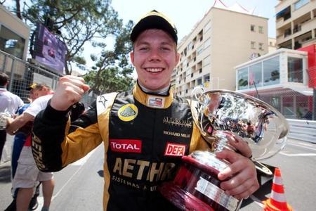 Aaro Vainio y Marlon Stockinger obtienen sus primeras victorias en la GP3