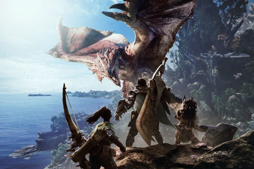 Monster Hunter World por 25 euros, Shadow of the Tomb Raider por 30 euros y muchas más ofertas en nuestro Cazando Gangas