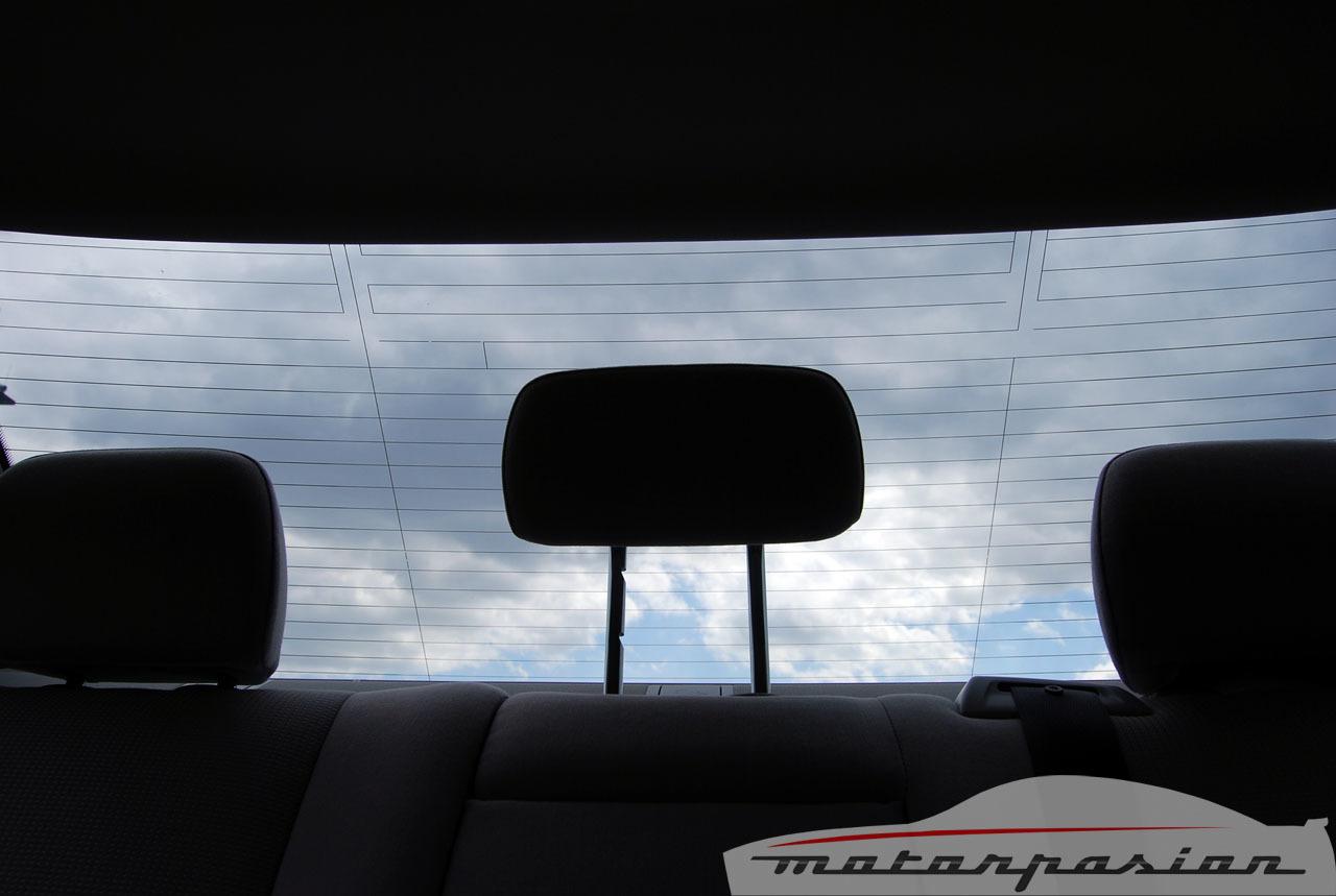 Foto de Mercedes Clase C 200 CDI BlueEfficiency (prueba) (41/56)