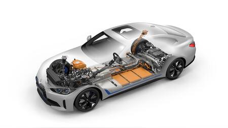 BMW i4 Plataforma CLAR