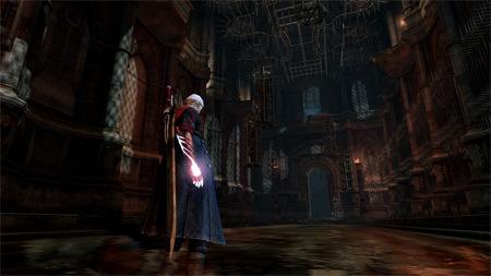 Galería de imágenes de 'Devil May Cry 4'