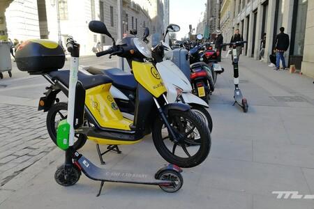 Madrid aprueba un paquete de ayudas de hasta 700 euros para la compra de patinetes eléctricos, bicicletas y ciclomotores